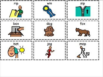Phonemic Awareness Flashcards