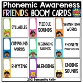 BOOM Cards™  Phonemic Awareness Friends