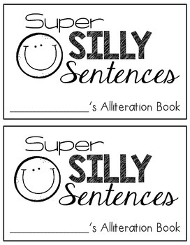 Phonemic Awareness Fun:  Alliteration FREEBIE