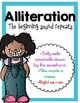 Phonemic Awareness Fun:  Alliteration FREEBIE