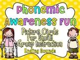 Phonemic Awareness Fun {Ending Sounds}