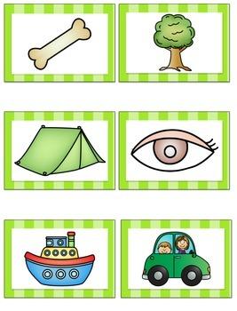 Phonemic Awareness Fun {Syllables}
