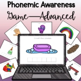 Phonemic Awareness Game--Advanced Version