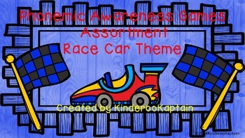Phonemic Awareness Game Assortment