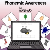 Phonemic Awareness Game for Distance Learning