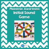 Phonemic Awareness Games - Initial Sounds