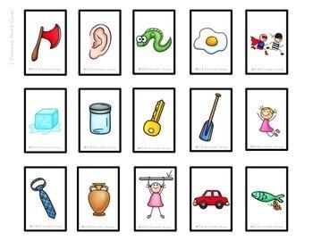 Phonemic Awareness Games: Phoneme Blending, Segmenting & Manipulation