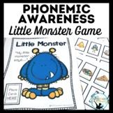 Phonemic Awareness Games: Phoneme Blending, Segmenting & M