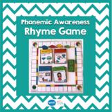 Phonemic Awareness Games - Rhyming Game