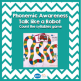 Phonemic Awareness Games - Syllables