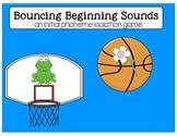 Phonemic Awareness Initial Sound - Beginning Sound Matching Game