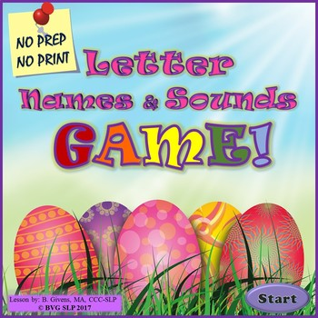 Phonemic Awareness Interactive PowerPoint GAME