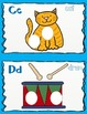ABC Center:  Phonemic Awareness Learning Mats
