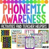 Phonemic Awareness Mega Pack