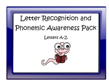 Phonemic Awareness Pack (RTI) K-1