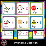 Phonemic Awareness - Phoneme Deletion