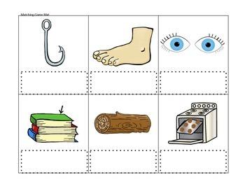 Phonemic Awareness & Phonics Diphthongs oi, oy, & oo Practice #2