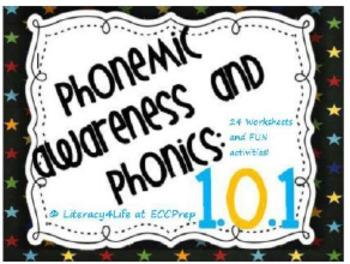 Phonemic Awareness & Phonics Practice!