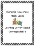 Phonemic Awareness / Phonological Awareness Flash Cards