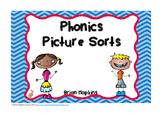 Phonemic Awareness Picture Sorts Printables