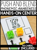 Phonemic Awareness Push and Blend Cards