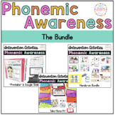 Phonemic Awareness Intervention BUNDLE