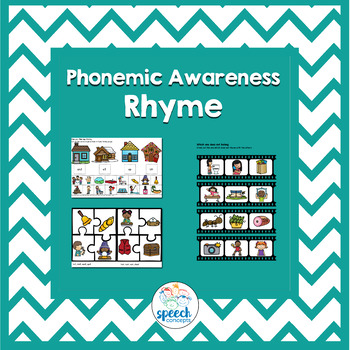 Phonemic Awareness - Rhyme
