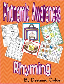 Phonemic Awareness - Rhyming