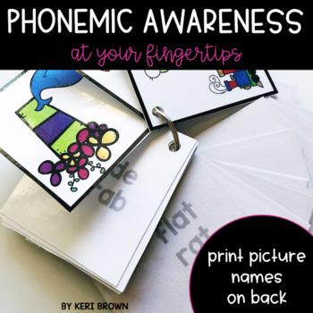 Phonemic Awareness: Rhyming