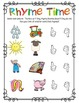 Phonemic Awareness - Rhyming Time
