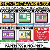 Phonemic Awareness Same Beginning Sounds BUNDLE | Kinderga