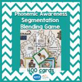 Phonemic Awareness Segmentation and Blending Game