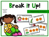 Break it up! Segmenting Activity