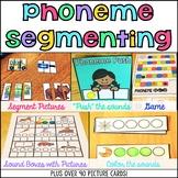 Phonemic Awareness: Segmenting Phonemes