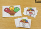Phonemic Awareness - Segmenting Sounds Thanksgiving Edition