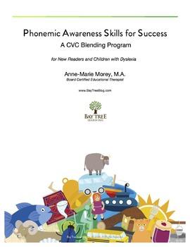 The Phonemic Awareness Solution for Blending