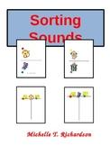 Phonemic Awareness Sorting Sounds