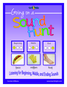 Phonemic Awareness Sound Hunt