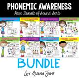 Phonemic Awareness Sound Sorts BUNDLE