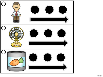 Phonemic Awareness Stretchers