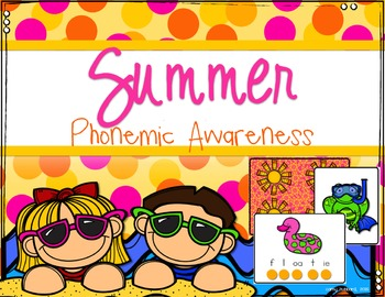 Phonemic Awareness- Summer Phoneme Segmentation
