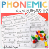 Phonemic Awareness - Systematic, Explicit Instruction for Primary Students #2