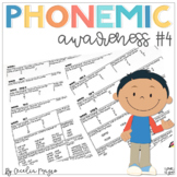 Phonemic Awareness - Systematic, Explicit Instruction for Primary Students #4