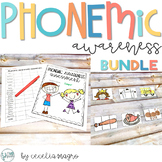 Phonemic Awareness -Systematic, Explicit Instruction BUNDLE