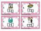 Phonemic Awareness Task Cards: CVC Blending Set 3