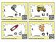 Phonemic Awareness Task Cards: CVC Initial Sound Set 1