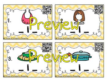 Phonemic Awareness Task Cards: CVC Short Vowel Bundle