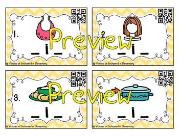Phonemic Awareness Task Cards: CVC Short Vowel Bundle