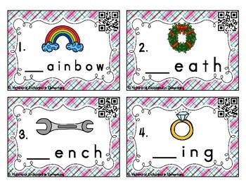 Phonemic Awareness Task Cards: Wr and r Set