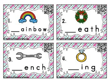Phonemic Awareness Task Cards: Wr and r Set